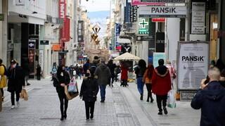 Παναγιωτόπουλος στο CNN Greece: Κρίσιμο να αποφύγουμε τον συνωστισμό στα καταστήματα
