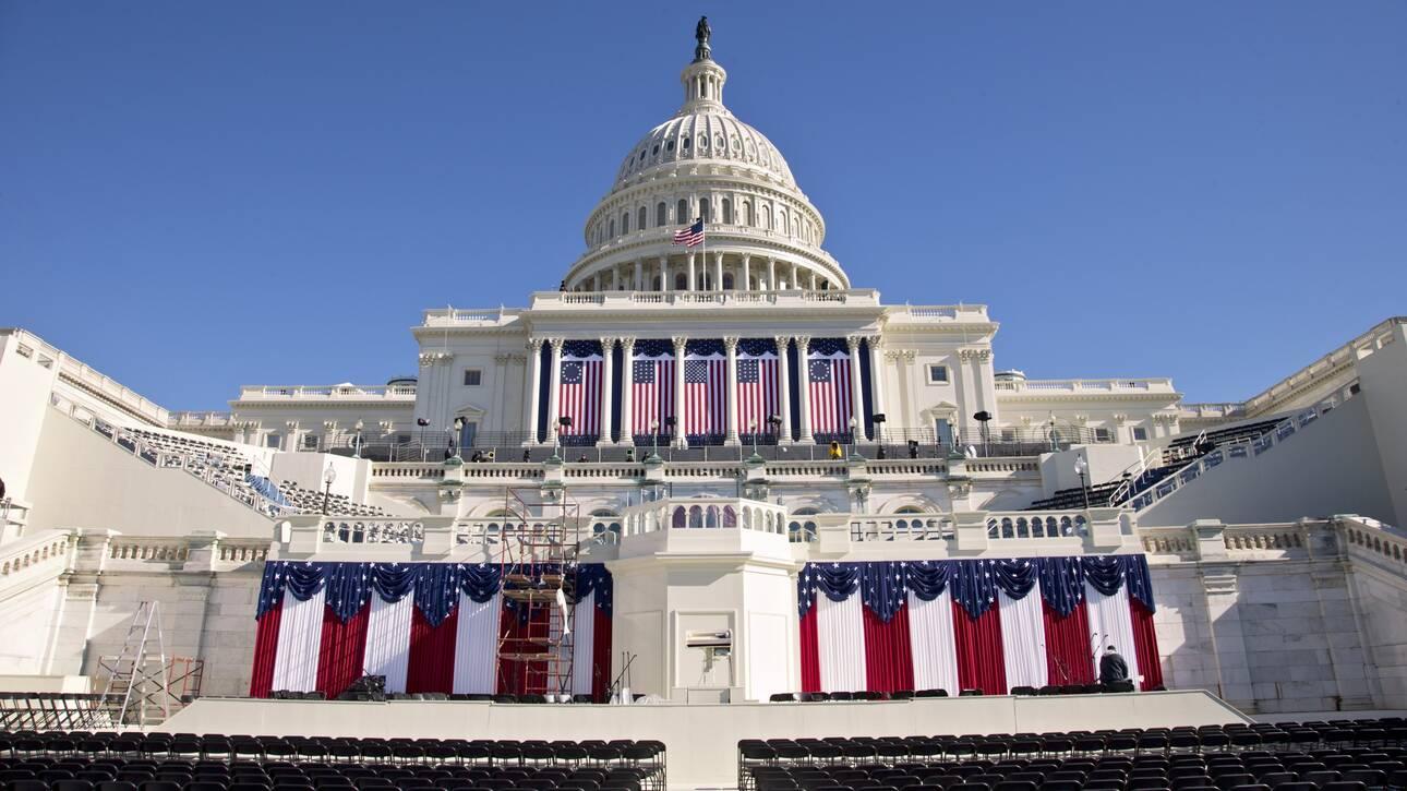 H ορκωμοσία του Αμερικάνου Προέδρου: Ένα λαμπερό show... 232 ετών
