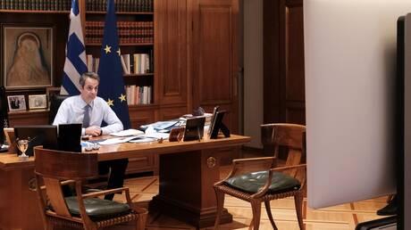 ΝΔ: Πολλαπλά μηνύματα Μητσοτάκη στη συνεδρίαση για την ανάδειξη του νέου γενικού γραμματέα