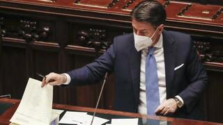 Ιταλία: Ψήφο εμπιστοσύνης (ανα)ζητά η κυβέρνηση Κόντε