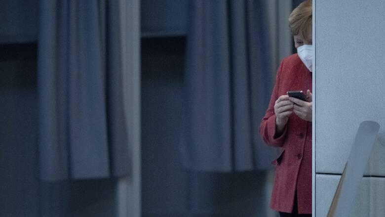 Κορωνοϊός - Γερμανία: Εισήγηση προς Μέρκελ ακόμη και για «απόλυτο lockdown»