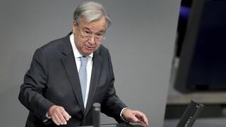 Ο Γ.Γ. του ΟΗΕ ζητεί από το Ισραήλ να επανεξετάσει την απόφαση για τους οικισμούς στη Δυτική Όχθη
