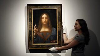 Λεονάρντο Ντα Βίντσι: Βρέθηκε κλεμμένο αντίγραφο, 500 ετών, του πίνακα Salvator Mundi