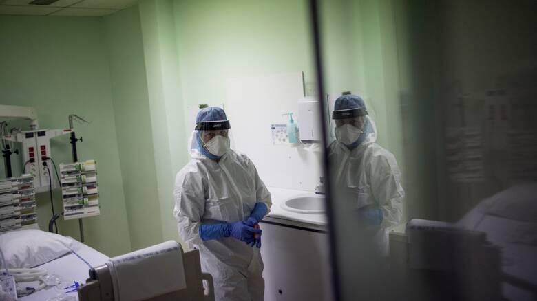 Κορωνοϊός: 566 νέα κρούσματα, 320 διασωληνωμένοι, 30 θάνατοι