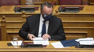 Σταϊκούρας: Σταθερή η προσήλωση στη βιωσιμότητα του δημοσίου χρέους