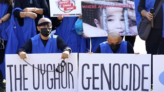 H κυβέρνηση Τραμπ χαρακτηρίζει γενοκτονία την καταστολή των Ουιγούρων από την Κίνα