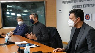 Μητσοτάκης: Aρχίζει από σήμερα η έκδοση ψηφιακού πιστοποιητικού εμβολιασμού