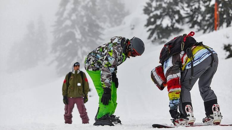 Κορωνοϊός: Τι εξετάζεται για τα χιονοδρομικά - Τηλεδιάσκεψη Γεωργιάδη με υπεύθυνους
