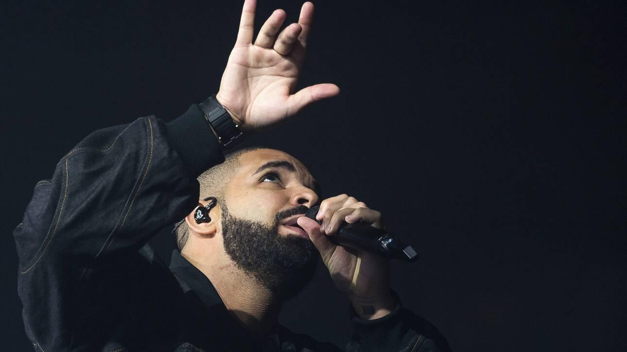 Drake: Ο πρώτος καλλιτέχνης που έσπασε το φράγμα των 50 δισ. streams στο Spotify
