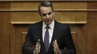 Μητσοτάκης: Η Ελλάδα έχει δικαίωμα να επεκτείνει τα χωρικά της ύδατα και στην Κρήτη και αλλού