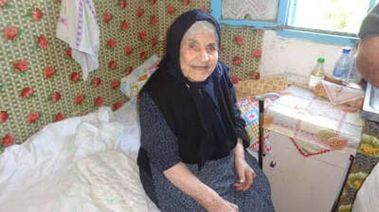Πέθανε σε ηλικία 111 χρόνων η μακροβιότερη γυναίκα της Αχαΐας