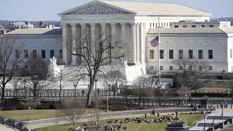 Ορκωμοσία Μπάιντεν: Το Ανώτατο Δικαστήριο εκκενώνεται για απειλή βόμβας