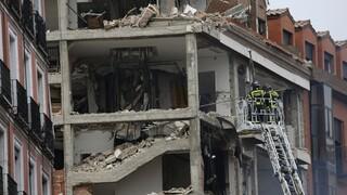 Έκρηξη στη Μαδρίτη: Τουλάχιστον 3 νεκροί και ένας αγνοούμενος