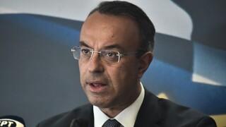 Σταϊκούρας: Θα αναλάβουμε πρωτοβουλίες για τη στήριξη της εστίασης