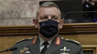 Αρχηγός ΓΕΕΘΑ: Σε όποιον μας αναγνωρίζει ως εχθρό πρέπει να συμπεριφερθούμε αναλόγως