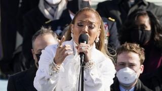 Ορκωμοσία Μπάιντεν - Λόπεζ: Το τραγούδι που διάλεξε και το μήνυμα που έστειλε στα Ισπανικά
