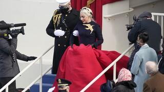 Ορκωμοσία Μπάιντεν - Lady Gaga: Το μήνυμα ειρήνης και η συγκινητική ερμηνεία του εθνικού ύμνου