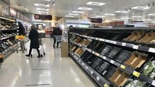 «Άρχισαν τα όργανα» του Brexit; Προβλήματα στον εφοδιασμό τροφίμων στη Βόρεια Ιρλανδία