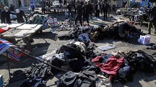 Μακελειό μετά από επίθεση αυτοκτονίας στην καρδιά της Βαγδάτης: 28 νεκροί, 73 τραυματίες
