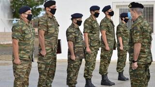 Είναι οριστικό: Αύξηση της θητείας κατά τρεις μήνες στο Στρατό Ξηράς