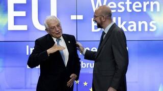 Συνάντηση Μπορέλ -Τσαβούσογλου: Η ΕΕ επιθυμεί να δει βιώσιμη αποκλιμάκωση στην Ανατολική Μεσόγειο