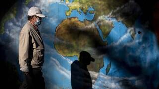 Κορωνοϊός: Ξανά «πράσινη» η Ελλάδα στο χάρτη του ECDC