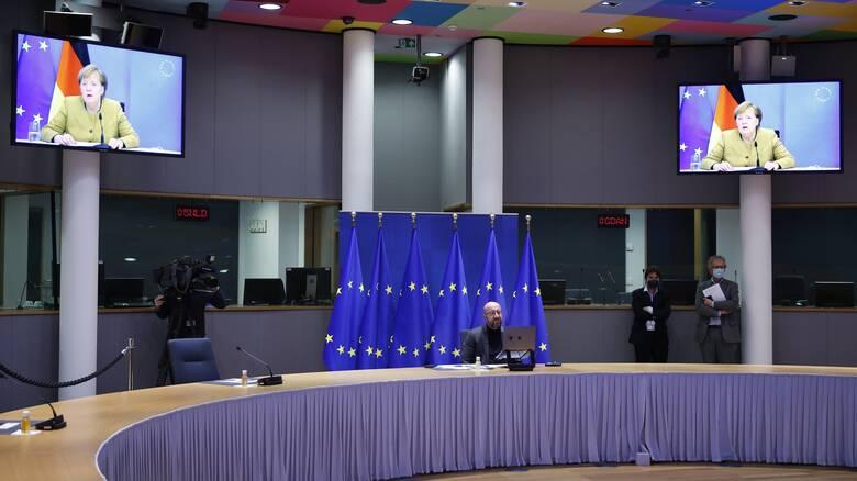 Σύνοδος Κορυφής: Στο τραπέζι η πρόταση Μητσοτάκη για το πιστοποιητικό εμβολιασμού