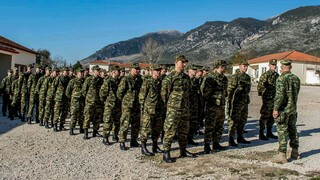 Θητεία: Πόσους μήνες θα διαρκεί στον Στρατό - Ποιοι θα υπηρετήσουν περισσότερο χρόνο