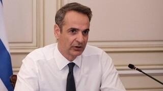 Μητσοτάκης σε Μενέντεζ: Ανυπομονώ να επιδιώξουμε από κοινού ειρήνη στην Ανατ. Μεσόγειο