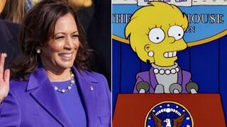 Οι Simpsons επαληθεύονται ξανά: Τι είχαν προβλέψει για την προχθεσινή ορκωμοσία