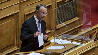 Σταϊκούρας: Έρχεται ρύθμιση για την κρατική επιδότηση των πάγιων δαπανών επιχειρήσεων
