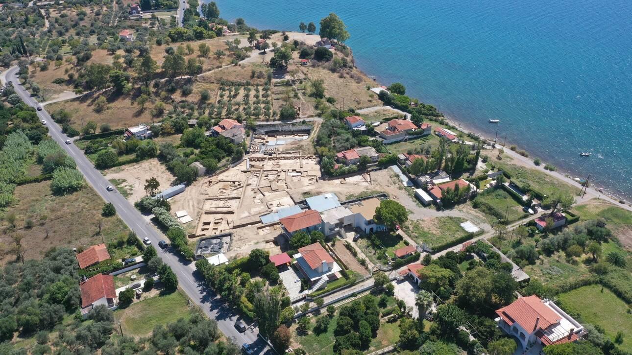 Εντυπωσιακά ευρήματα στο ιερό της Αμαρυσίας Αρτέμιδος στην Αμάρυνθο