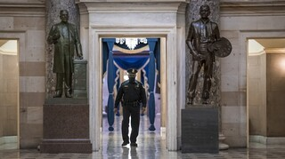 Έρευνα στο Καπιτώλιο: Ρεπουμπλικανός βουλευτής εντοπίστηκε να μεταφέρει κρυφά όπλο
