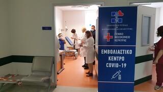 Κορωνοϊός: Ανησυχία γιατρών για ενδονοσοκομειακή διασπορά μετά από κρούσμα σε εμβολιαστικό κέντρο