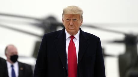 Παραπομπή Τραμπ: Τη Δευτέρα κατατίθεται στη Γερουσία το κατηγορητήριο