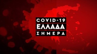 Κορωνοϊός: Η εξάπλωση του Covid-19 στην Ελλάδα με αριθμούς (22/1)