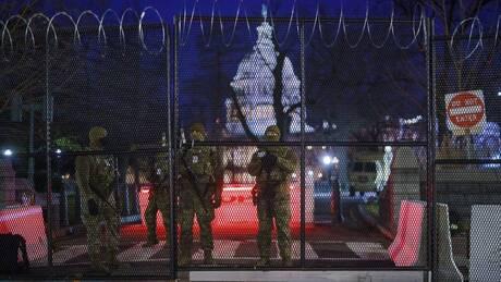 ΗΠΑ: Πληροφορίες για 100-200 Εθνοφρουρούς θετικούς στον κορωνοϊό