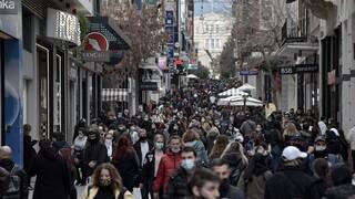 Ουρές καταναλωτών στα ανοικτά μαγαζιά Αθήνας και Θεσσαλονίκης