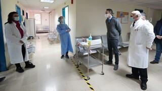 Μητσοτάκης: Η εκστρατεία εμβολιασμού προχωρά κανονικά