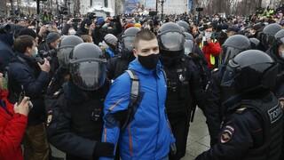 Ρωσία: Διαδηλώσεις υπέρ Ναβάλνι εν μέσω συλλήψεων και σκληρών μέτρων