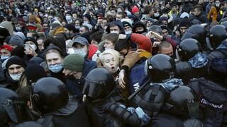 Ρωσία: Ελεύθερη αφέθηκε η σύζυγος του Ναβάλνι, καλεί σε νέες κινητοποιήσεις