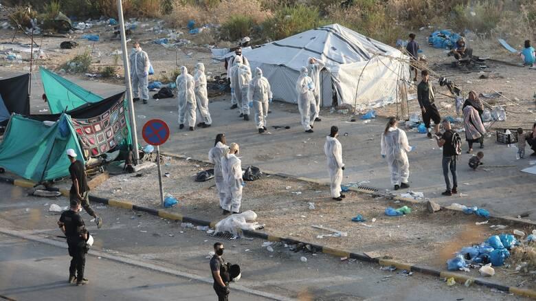 Καρά Τεπέ: Κόντρα υπ. Μετανάστευσης - Γιατρών Χωρίς Σύνορα για την έκθεση προσφύγων σε μόλυβδο
