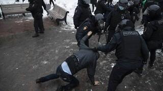 ΗΠΑ: Το Στέιτ Ντιπάρτμεντ καταδίκασε τη βίαιη καταστολή διαδηλώσεων στη Ρωσία