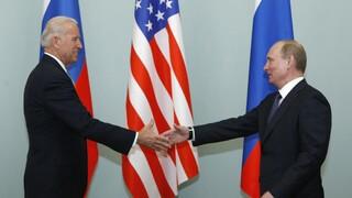 Κρεμλίνο: Έτοιμος για διάλογο με τον Μπάιντεν ο Πούτιν