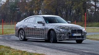 H ηλεκτρική BMW i4 θα παρουσιαστεί φέτος και θα ανταγωνίζεται το Tesla Model 3
