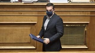 Κορωνοϊός: Θετικός ο γιος του Αλέξη Τσίπρα - Σε καραντίνα ο πρόεδρος του ΣΥΡΙΖΑ