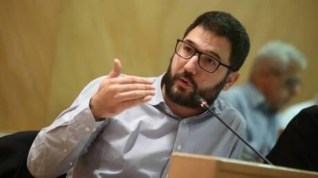 Ηλιόπουλος: Όμηρος του κ. Σαμαρά ο κ. Μητσοτάκης