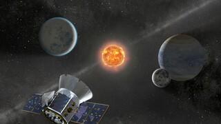 Εντυπωσιακή ανακάλυψη: Εντοπίστηκε σπάνιο αστρικό σύστημα με έξι ήλιους και έξι εκλείψεις