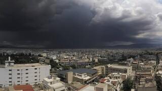 Έκτακτο δελτίο καιρού: Πού θα «χτυπήσει» η κακοκαιρία που έρχεται από την Τρίτη