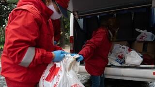 Ο Ελληνικός Ερυθρός Σταυρός και η Procter & Gamble διοργανώνουν streetwork στον Πειραιά